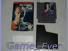 T2 TERMINATOR JUDGMENT DAY - NES - PAL B - VERY GOOD CONDITION