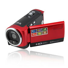720P 16MP HD Digital Video Camcorder Camera DV DVR 2.7'' TFT LCD 16x ZOOM