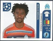 PANINI UEFA CHAMPIONS LEAGUE 2011-12- #367-MARSEILLE-NICOLAS NKOULOU