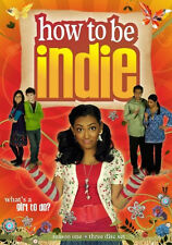 How to be Indie - Season One (DVD 3 disc) Melinda Shankar  NEW