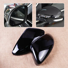 Side Rearview Wing Mirror Cap Cover Trim Fits For VW Golf MK6 Touran 2010-2015