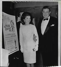 Ex First Lady Jacqueline Kennedy Lot Of 15 Press Photos