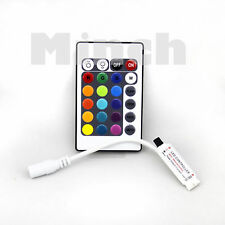 24key Mini Wireless IR Remote Controller for RGB 5050/3528 Light LED Strip Lamp