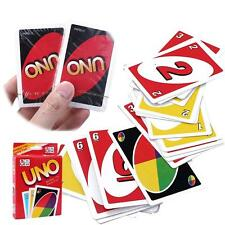 Funny Family Fun One Pack of 108pcs UNO Card Game Playing Card