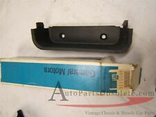 1976 1977 Chevrolet Vega door pull trim panel NOS 9725048