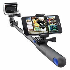 SP REMOTE POV Pole 39 inch Camera Grip For GoPro Cameras NEW HD Hero 2 3 3+