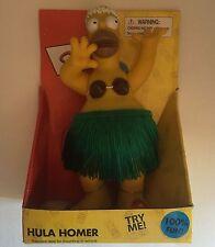 The Simpsons Hulu Homer Singing Dancing Figure Dashboard Doll