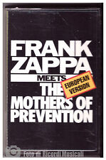 FRANK ZAPPA - MEETS THE MOTHERS OF PREVENTION *RARA* OTTIMA Made In Italy Timbro