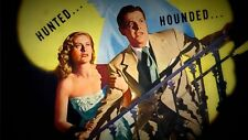 The Chase 1946 And Woman On The Run 1950 Two Film-Noir movies on one DVD