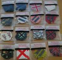 """10 Sets (10X3) """"Assorted"""" R4X Ruthless Extra Strong Dart Flights"""