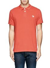 Paul Smith Jeans - Orange Organic Cotton Polo (M)