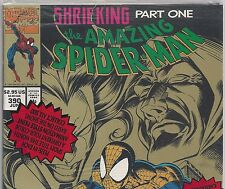 The Amazing Spider-Man #390 June 1994 in VF+ con. Poly Bagged Direct Edition!