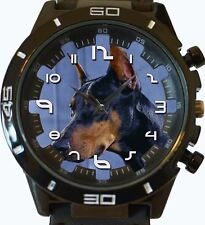 Doberman New Gt Series Sports Unisex Gift Watch