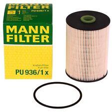 Filtro hombre pu936/1x Filtro de combustible para AUDI SEAT SKODA VW 1.9 2.0 TDI diesel