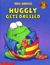 Huggly Gets Dressed (Monster Under the Bed)