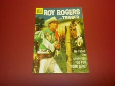 ROY ROGERS #112 Dell Comics 1957 tv/movie western