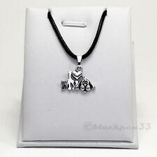 ❤️ Halskette mit Anhänger Ich liebe meinen Hund Silberfarbend
