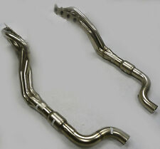 Maximizer Resonated Exhaust Header Manifold For 2015 2016 Mustang GT 5.0L Ford