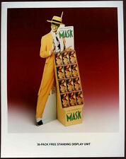 The MAsk, Jim Carey, 36 Pack Display Unit, Promo Photo #11920
