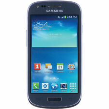 Samsung Galaxy S3 Mini Blue 16GB G730A GSM UNLOCKED 4G LTE Smartphone - Used