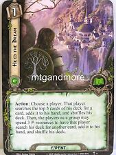 Lord of the Rings LCG  - 1x Heed the Dream  #009 - Flight of the Stormcaller
