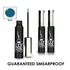 LIP-INK® Eye Liner Kit Guaranteed Smear-proof BLUE NEW waterproof vegan kosher