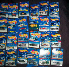 Hot Wheels Huge Lot of 55 Sealed in packages  Die Cast Vehicles