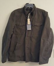 NWT AMERICAN EAGLE Men's Workwear Jacket LARGE Olive Green #225554