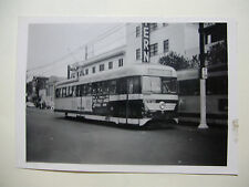 USA920 - 1940s ATLANTIC CITY TRANSIT Co - TRAM No201 Photo - NEW JERSEY USA