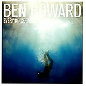 BEN HOWARD - EVERY KINGDOM - CD ALBUM - OLD PINE / DIAMONDS / THE WOLVES +