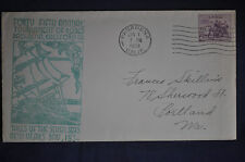 1934 'Tales of the Seven Seas' Tournament of Roses *ROSE BOWL* Cover