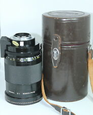 NIKON NIKKOR 500/8 500mm f8 REFLEX MIRROR LENS NON AI FOR F F2 F3 F4 SLR JAPAN