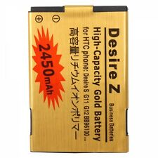 2450mAh Battery for HTC Incredible S G11 Desire S G12 A7272 Desire Z