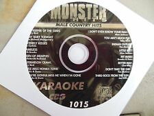 Monster Hits Karaoke CD+G vol-1015/Garth Brooks,Tim Mcgraw,Tracy Bird,Toby Keith