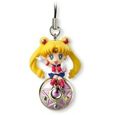 SAILOR MOON TWINKLE DOLLY SERIES 1 Crystal Compact Keychain Phone Strap Charm