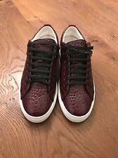 Hugo Boss Mens Unisex Corynna Trainers Red Label UK 7 Lanvin Balenziaga BNIB