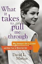 What It Takes To Pull Me Through: Why Teenagers Get in Trouble and How Four of..