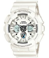 Casio G Shock * GA120A-7A Anadigi Watch XL Matte White Resin Men COD PayPal