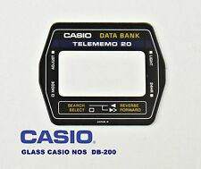 VINTAGE GLASS CASIO DB-200 NOS