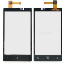 Black Replacement Digitizer Touch Screen Glass for SH Nokia LUMIA 820 N820 MSRG