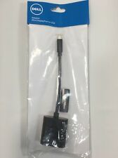 NEW SEALED DELL Mini Display Port to VGA Adapter Cables - PNKVT  Rev. A02