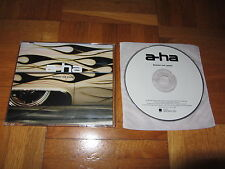 aha a-ha Forever Not Yours 2002 GERMANY collectors CD single