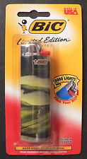 """RARE 1998 NEW LIMITED SPECIAL EDITION """"GOLF"""" BIC LIGHTER VINTAGE (#G1)"""