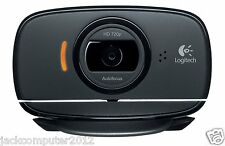 Logitech HD Webcam C525 laptop computer web cam 720p Video Calling with Autofocu