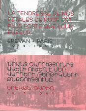 Erevan-Paris 1915-1940 Exhibition Catalogue (2015)