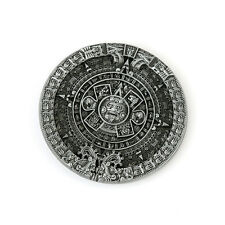 Aztec Mayan Calender Maya Ancient Aliens India Belt Buckle Men Retro Jeans Biker