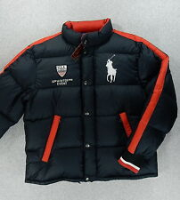 NWT Polo Ralph Lauren Big Pony Down Feathers USA Olympic Jacket (Men's Large)