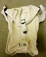 h3a WWII US ARMY AIRBORNE INFANTRY GP AMMO EQUIPMENT CARRY BAG-OD#3