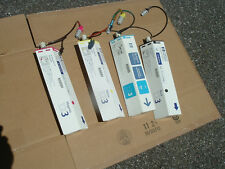 4 empty ink Cartridges for Designjet 3800,3500,2500 C1806A C1807A C1808A C1809A