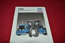 Ford Versatile 276 Bidirectional Tractor Dealer's Brochure 31027611 LCOH